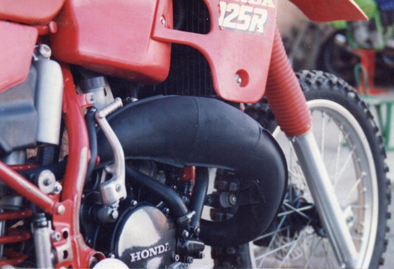 CR 250 chamber repaired