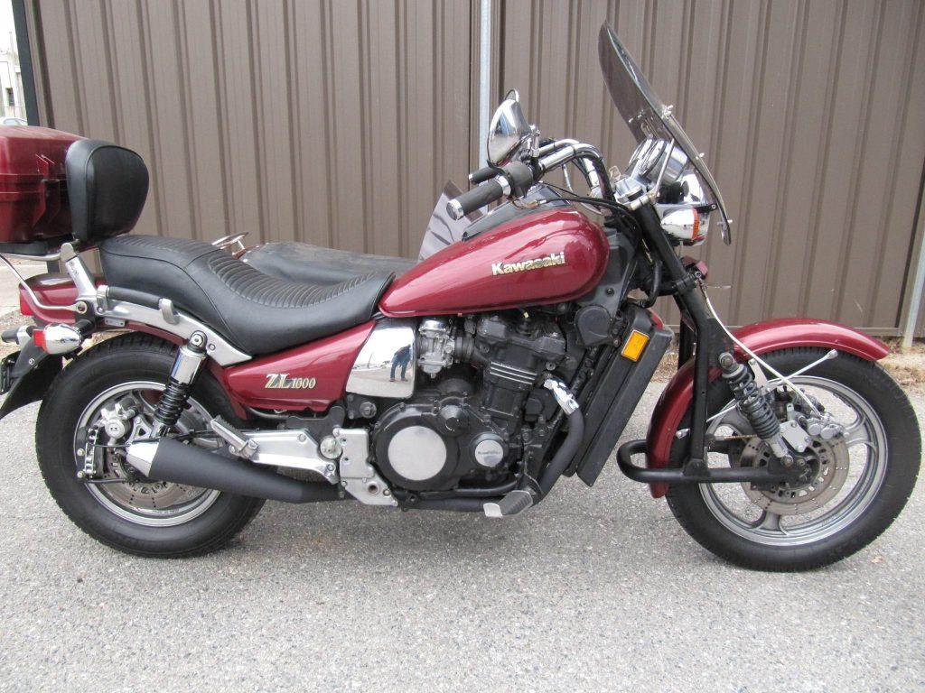ZL1000 Kawasaki